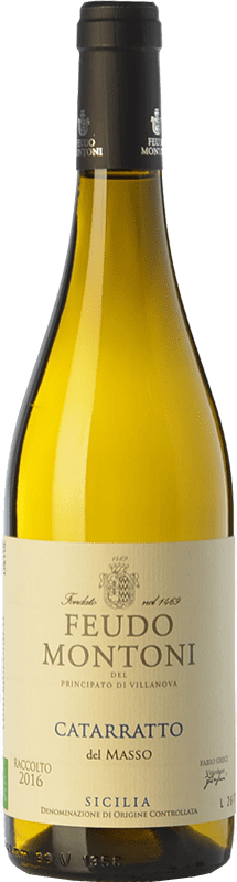 13,95 € Envoi gratuit   Vin blanc Feudo Montoni Catarratto del Masso I.G.T. Terre Siciliane Sicile Italie Catarratto Bouteille 75 cl