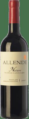 22,95 € Envoi gratuit | Vin rouge Allende Nature Joven D.O.Ca. Rioja La Rioja Espagne Tempranillo Bouteille 75 cl