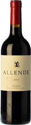44,95 € Free Shipping | Red wine Allende Crianza D.O.Ca. Rioja The Rioja Spain Tempranillo Magnum Bottle 1,5 L