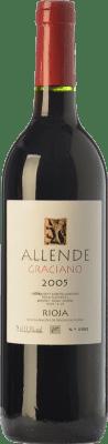 32,95 € Envoi gratuit | Vin rouge Allende Reserva 2005 D.O.Ca. Rioja La Rioja Espagne Graciano Bouteille 75 cl