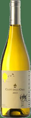 8,95 € Free Shipping | White wine Ca N'Estella Clot dels Oms Blanc D.O. Penedès Catalonia Spain Malvasía, Chardonnay Bottle 75 cl