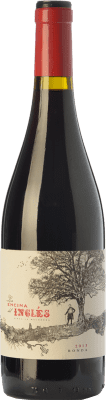 12,95 € Envío gratis | Vino tinto Finca La Melonera La Encina del Inglés Joven D.O. Sierras de Málaga Andalucía España Syrah, Garnacha Botella 75 cl