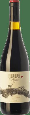 17,95 € Free Shipping | Red wine Finca La Melonera Payoya Negra Crianza D.O. Sierras de Málaga Andalusia Spain Syrah, Grenache, Tintilla de Rota Bottle 75 cl