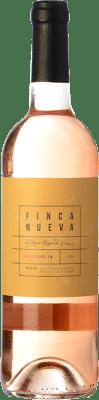 5,95 € Envoi gratuit | Vin rose Finca Nueva D.O.Ca. Rioja La Rioja Espagne Tempranillo, Grenache Bouteille 75 cl