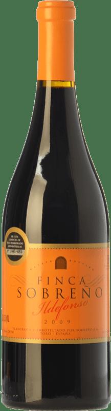 26,95 € Envoi gratuit | Vin rouge Finca Sobreño Ildefonso Reserva D.O. Toro Castille et Leon Espagne Tinta de Toro Bouteille 75 cl