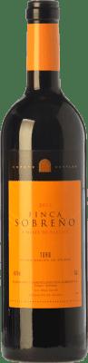 6,95 € Free Shipping | Red wine Finca Sobreño Roble D.O. Toro Castilla y León Spain Tinta de Toro Bottle 75 cl