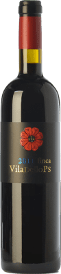 26,95 € Free Shipping | Red wine Finca Viladellops Crianza D.O. Penedès Catalonia Spain Syrah, Grenache Magnum Bottle 1,5 L