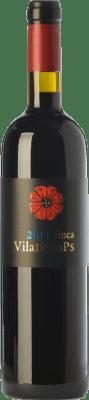 26,95 € Envoi gratuit | Vin rouge Finca Viladellops Crianza D.O. Penedès Catalogne Espagne Syrah, Grenache Bouteille Magnum 1,5 L