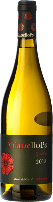 6,95 € Free Shipping | White wine Finca Viladellops D.O. Penedès Catalonia Spain Xarel·lo Bottle 75 cl. | Thousands of wine lovers trust us to get the best price guarantee, free shipping always and hassle-free shopping and returns.
