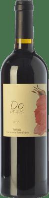 52,95 € Free Shipping   Red wine Fontalpino Do ut Des I.G.T. Toscana Tuscany Italy Merlot, Cabernet Sauvignon, Sangiovese Bottle 75 cl