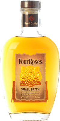 29,95 € Free Shipping | Bourbon Four Roses Smallbatch Kentucky United States Bottle 70 cl
