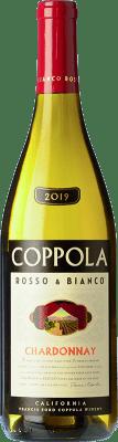 16,95 € Envoi gratuit | Vin blanc Francis Ford Coppola Rosso & Bianco Chardonnay I.G. California Californie États Unis Chardonnay, Pinot Gris Bouteille 75 cl