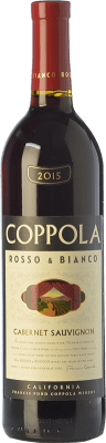 18,95 € Free Shipping | Red wine Francis Ford Coppola Rosso & Bianco Crianza I.G. California California United States Cabernet Sauvignon Bottle 75 cl