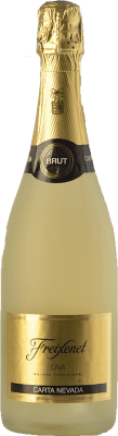 5,95 € Free Shipping | White sparkling Freixenet Carta Nevada Brut D.O. Cava Catalonia Spain Macabeo, Xarel·lo, Parellada Bottle 75 cl. | Thousands of wine lovers trust us to get the best price guarantee, free shipping always and hassle-free shopping and returns.