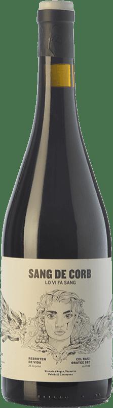 21,95 € Envoi gratuit   Vin rouge Frisach Sang de Corb Negre Crianza D.O. Terra Alta Catalogne Espagne Grenache, Carignan, Grenache Poilu Bouteille 75 cl