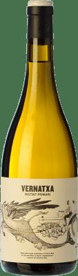 18,95 € Kostenloser Versand | Weißwein Frisach Vernatxa Blanc Crianza D.O. Terra Alta Katalonien Spanien Grenache Weiß Flasche 75 cl