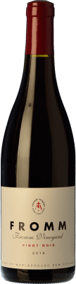 88,95 € Free Shipping | Red wine Fromm Reserva I.G. Marlborough Marlborough New Zealand Pinot Black Bottle 75 cl