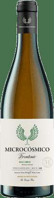 13,95 € Free Shipping | White wine Frontonio Microcósmico I.G.P. Vino de la Tierra de Valdejalón Aragon Spain Macabeo Bottle 75 cl