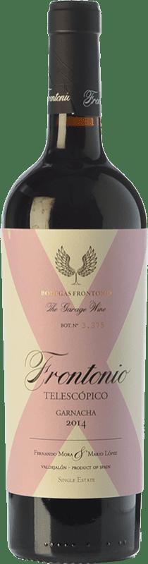 17,95 € Envoi gratuit | Vin rouge Frontonio Telescópico Crianza I.G.P. Vino de la Tierra de Valdejalón Aragon Espagne Grenache Bouteille 75 cl
