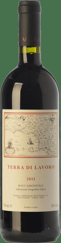 276,95 € Free Shipping | Red wine Galardi Terra di Lavoro I.G.T. Roccamonfina Campania Italy Aglianico, Piedirosso Jéroboam Bottle-Double Magnum 3 L