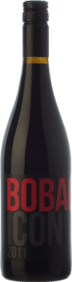 6,95 € Free Shipping | Red wine Galgo Bobal-Icon Joven D.O. Manchuela Castilla la Mancha Spain Bobal Bottle 75 cl