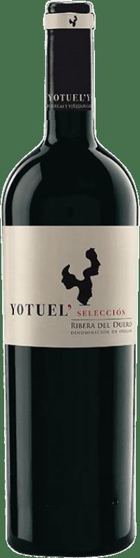 16,95 € Envoi gratuit   Vin rouge Gallego Zapatero Yotuel Selección Crianza D.O. Ribera del Duero Castille et Leon Espagne Tempranillo Bouteille 75 cl