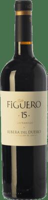 33,95 € Envoi gratuit   Vin rouge Figuero 15 Crianza D.O. Ribera del Duero Castille et Leon Espagne Tempranillo Bouteille 75 cl