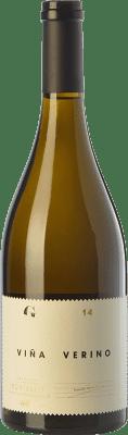 44,95 € Free Shipping | White wine Gargalo Viña Verino Crianza D.O. Monterrei Galicia Spain Godello Bottle 75 cl
