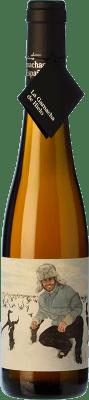 58,95 € Kostenloser Versand | Süßer Wein Garnachas de España Garnacha de Hielo 2009 D.O. Calatayud Aragón Spanien Grenache Halbe Flasche 37 cl