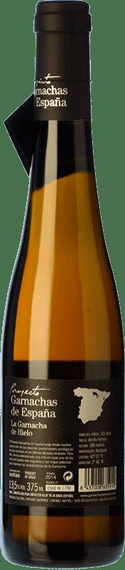 58,95 € Free Shipping   Sweet wine Garnachas de España Garnacha de Hielo 2009 D.O. Calatayud Aragon Spain Grenache Half Bottle 37 cl