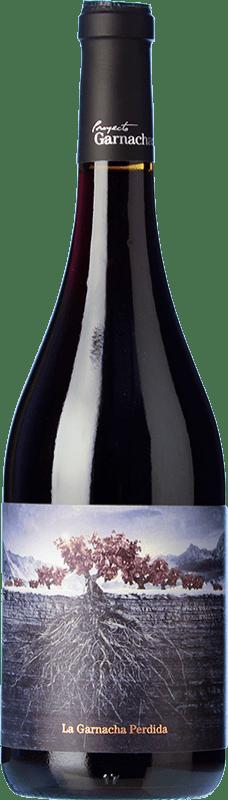 22,95 € Envío gratis | Vino tinto Garnachas de España La Perdida del Pirineo Crianza España Garnacha Botella 75 cl