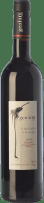 23,95 € Free Shipping | Red wine Genium Costers Crianza D.O.Ca. Priorat Catalonia Spain Merlot, Syrah, Grenache, Carignan Bottle 75 cl