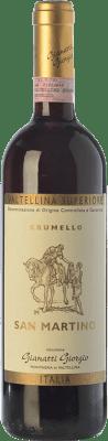 34,95 € Free Shipping | Red wine Gianatti Giorgio Grumello San Martino D.O.C.G. Valtellina Superiore Lombardia Italy Nebbiolo Bottle 75 cl