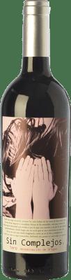 7,95 € Free Shipping | Red wine Gil Luna Sin Complejos Joven D.O. Toro Castilla y León Spain Tempranillo Bottle 75 cl