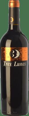 13,95 € Free Shipping | Red wine Gil Luna Tres Lunas Crianza D.O. Toro Castilla y León Spain Tinta de Toro Bottle 75 cl