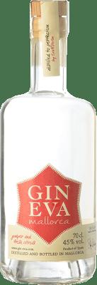 46,95 € Free Shipping | Gin Gin Eva Mallorca Spain Bottle 70 cl