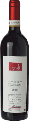 14,95 € Free Shipping | Red wine Giovanni Almondo D.O.C.G. Roero Piemonte Italy Nebbiolo Bottle 75 cl