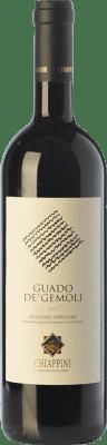 56,95 € Free Shipping   Red wine Chiappini Superiore Guado de' Gemoli D.O.C. Bolgheri Tuscany Italy Merlot, Cabernet Sauvignon Bottle 75 cl