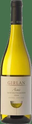 14,95 € Envío gratis | Vino blanco Girlan Aimè D.O.C. Alto Adige Trentino-Alto Adige Italia Gewürztraminer Botella 75 cl