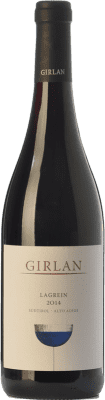 16,95 € Free Shipping | Red wine Girlan D.O.C. Alto Adige Trentino-Alto Adige Italy Lagrein Bottle 75 cl