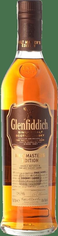 54,95 € Free Shipping | Whisky Single Malt Glenfiddich Malt Master Speyside United Kingdom Bottle 70 cl