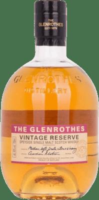 38,95 € Free Shipping | Whisky Single Malt Glenrothes Vintage Reserve Speyside United Kingdom Bottle 70 cl
