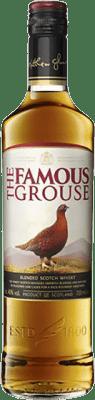 13,95 € Free Shipping | Whisky Blended Glenturret The Famous Grouse Scotland United Kingdom Bottle 70 cl