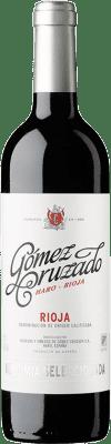 11,95 € Kostenloser Versand | Rotwein Gómez Cruzado Vendimia Seleccionada Joven D.O.Ca. Rioja La Rioja Spanien Tempranillo, Grenache Flasche 75 cl