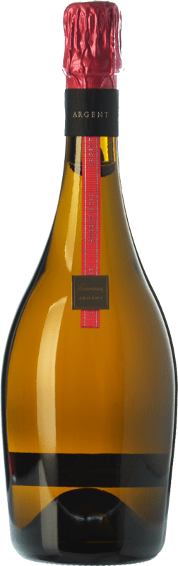 32,95 € Free Shipping | Rosé sparkling Gramona Argent Rosé Gran Reserva D.O. Cava Catalonia Spain Pinot Black Bottle 75 cl
