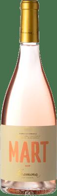 14,95 € Free Shipping | Rosé wine Gramona Mart D.O. Penedès Catalonia Spain Xarel·lo Vermell Bottle 75 cl