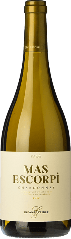 13,95 € Free Shipping | White wine Gramona Mas Escorpí D.O. Penedès Catalonia Spain Chardonnay Bottle 75 cl