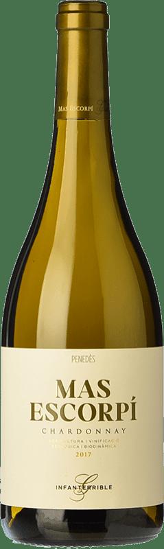13,95 € Free Shipping | White wine Gramona Mas Escorpí D.O. Penedès Catalonia Spain Chardonnay Bottle 75 cl