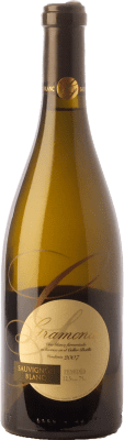 17,95 € Free Shipping | White wine Gramona Crianza D.O. Penedès Catalonia Spain Sauvignon White Bottle 75 cl | Thousands of wine lovers trust us to get the best price guarantee, free shipping always and hassle-free shopping and returns.