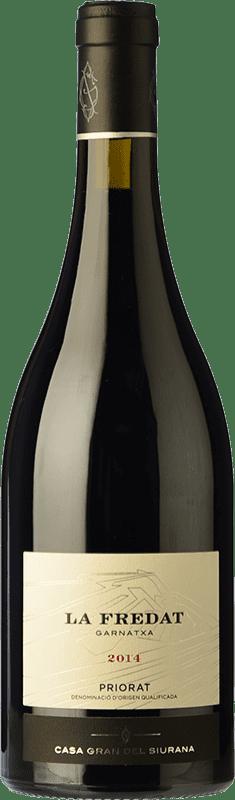 26,95 € Free Shipping | Red wine Gran del Siurana La Fredat Crianza D.O.Ca. Priorat Catalonia Spain Grenache Bottle 75 cl